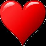 Hearts changed