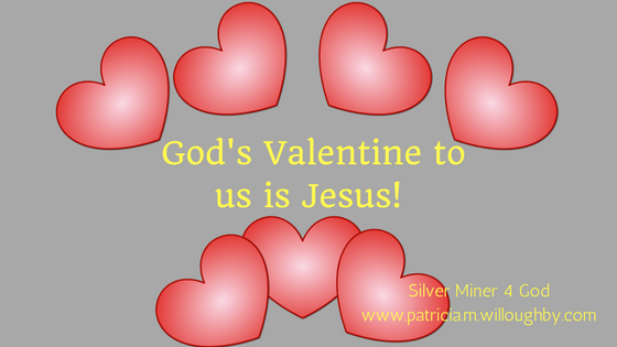 Jesus is God's Valentine